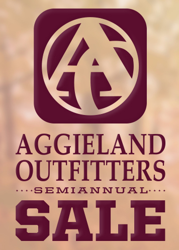 Select Items Half Off Aggieland Outfitters