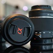 Alpha-lens