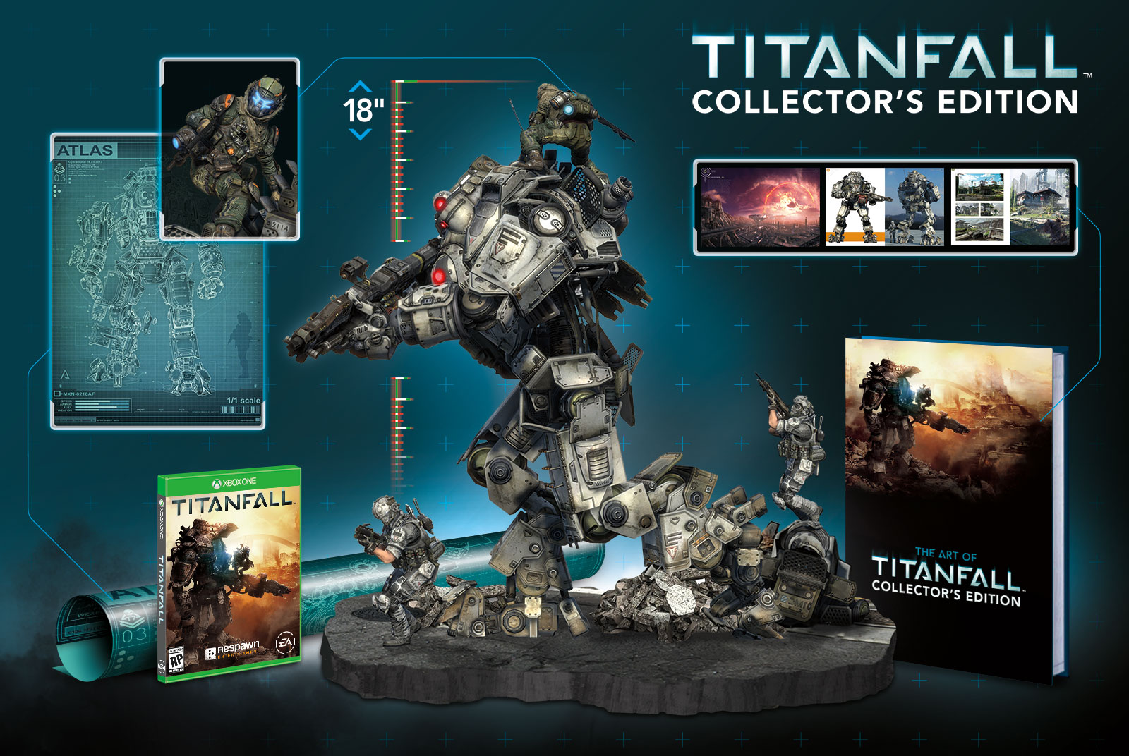 Titanfall Launching March 11  2014  On Xbox One  Xbox 360