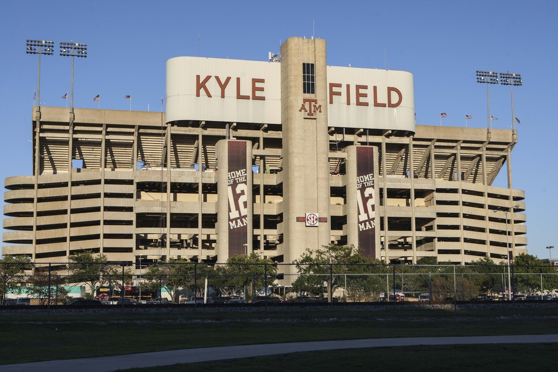 Texas A&M -- Kyle Field