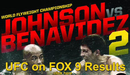 UFC on FOX 9 Results