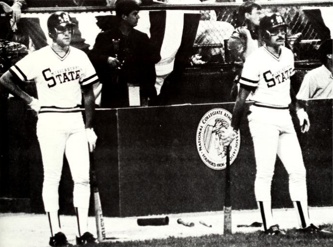 1985 baseball team - 2