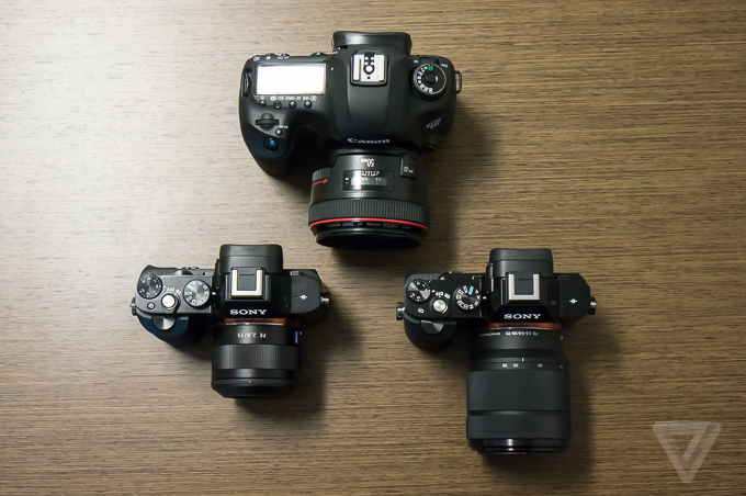 Sony Alpha A7 And A7r Review The Verge