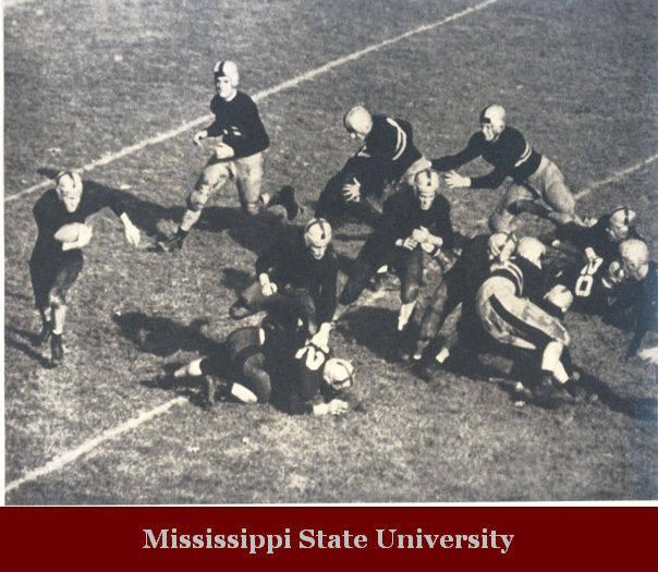 MSU vs. Army 1935