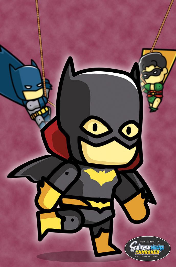 Batgirl_27_scribblenauts