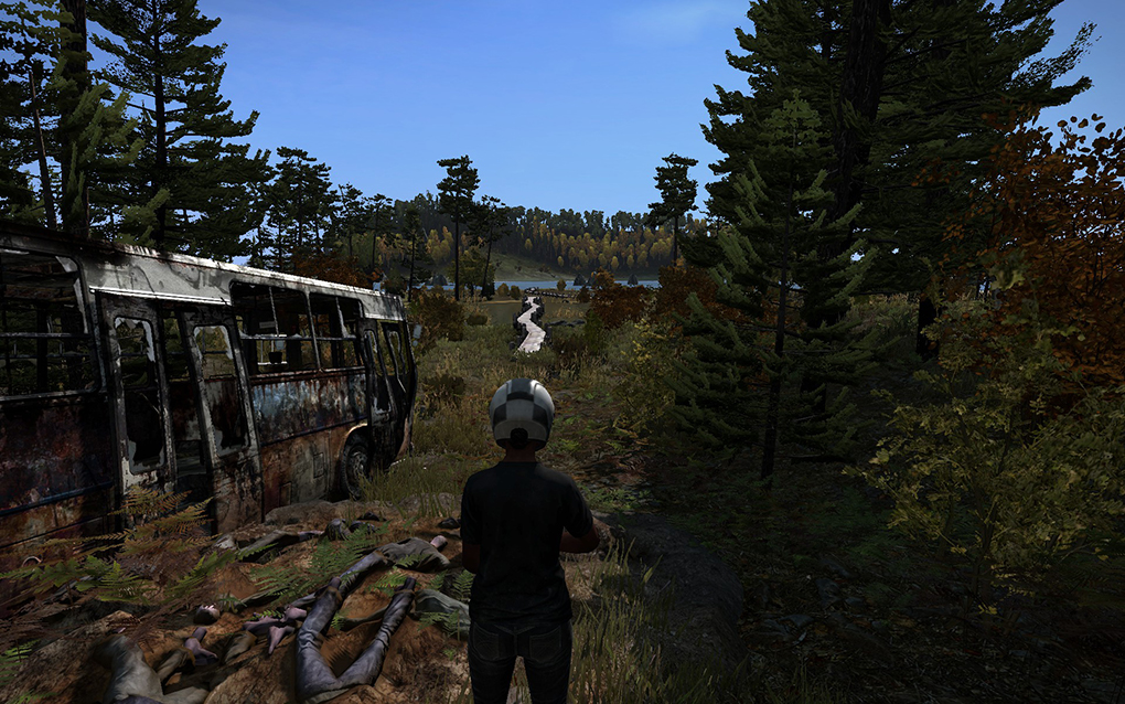 grim broken and grand the mad world of dayz the verge