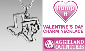 Aggies Valentines Day