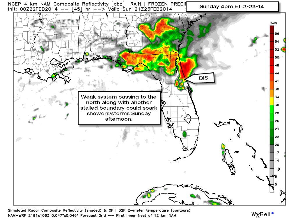 Daytona Speedway Weather Map.Weather Forecast Nascar 2014 Daytona 500 Will It Rain Sbnation Com