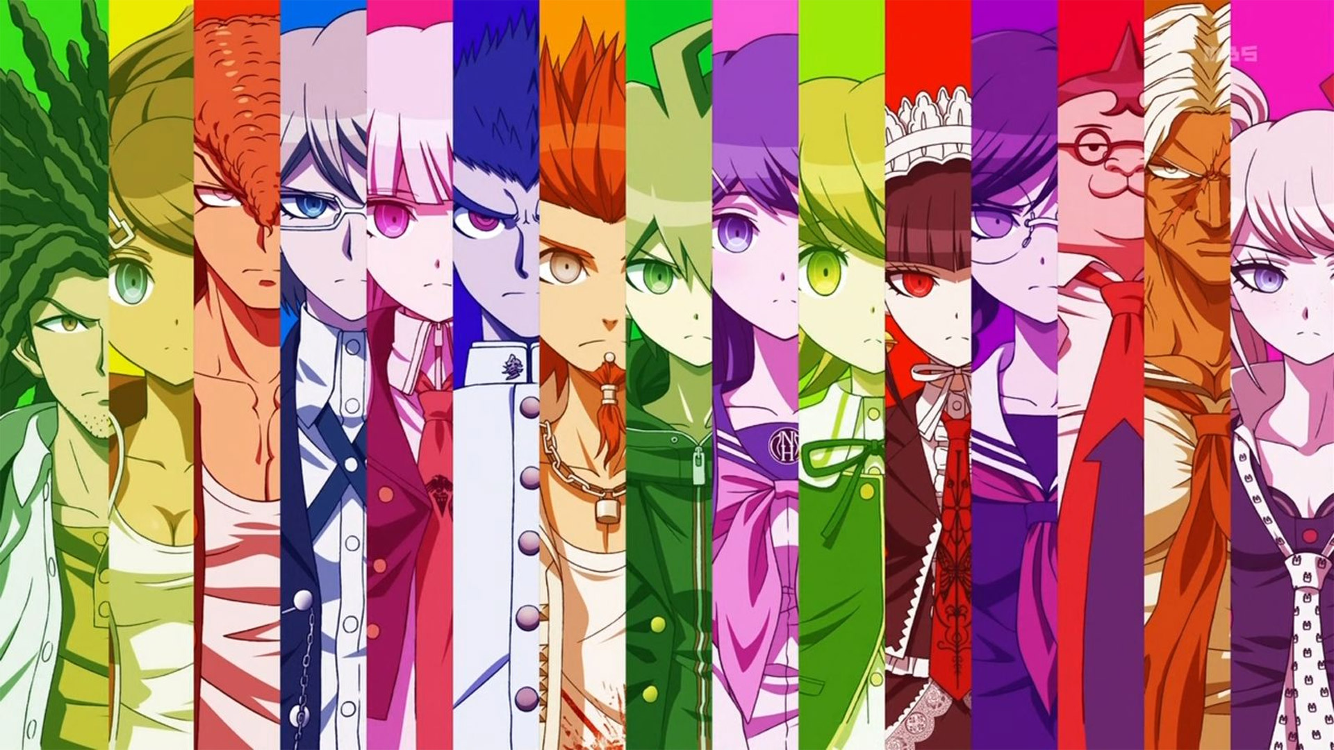 Danganronpa 3 Anime Characters : Danganronpa trigger happy havoc review deadly