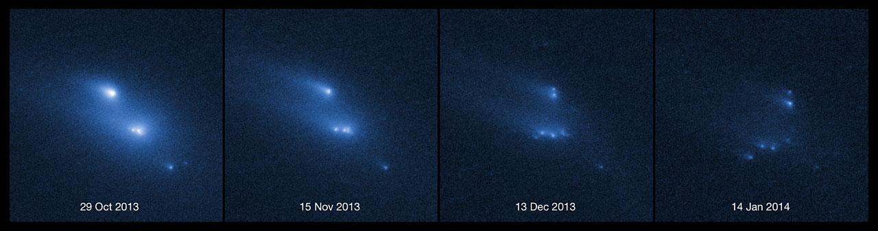 Hubbletimeline