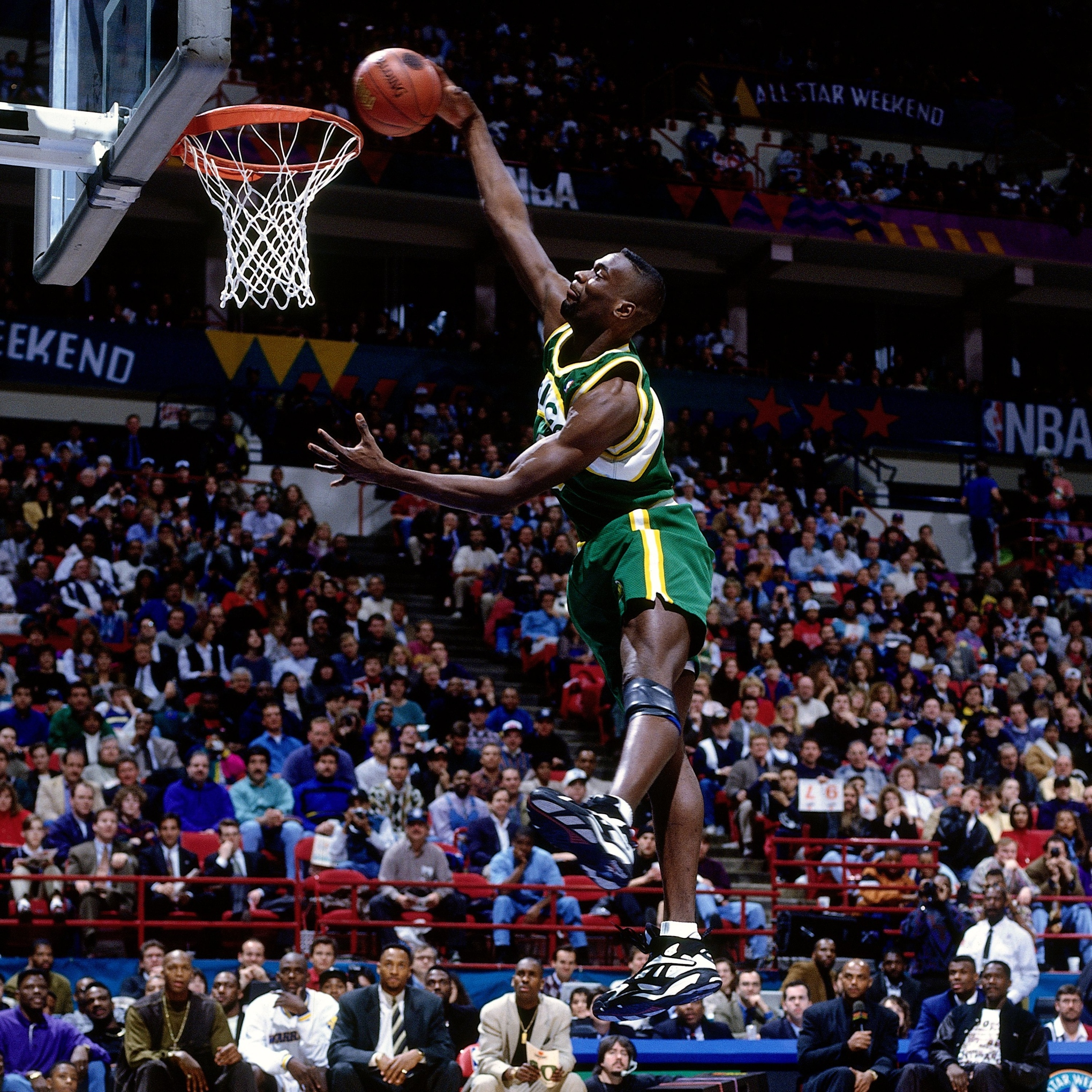 Reign Of Terror: Shawn Kemp, Gary Payton And The Rise Of
