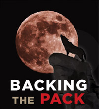 Backing The Pack