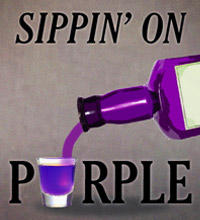 Sippin' On Purple