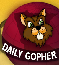The Daily Gopher