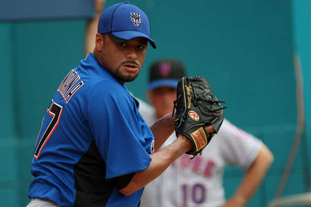 Johan Santana Will Finish Rehab Program Saturday