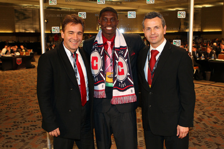 The Chicago Fire's 2012 draft