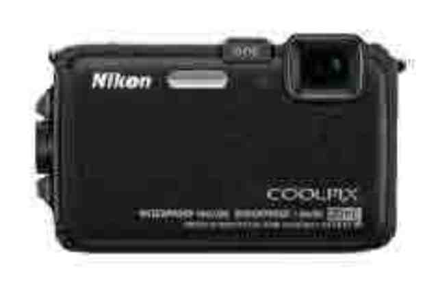 nikon coolpix aw100 mini