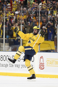 CCHA: Jon Merrill Suspended 12 Games; Will He Leave Wolverines?