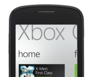 Windows Phone Xbox Companion App