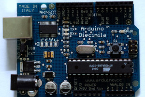Arduino Diecimila