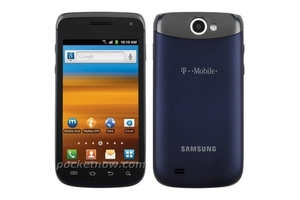 Samsung Galaxy W / Exhibit II 4G Press Shot