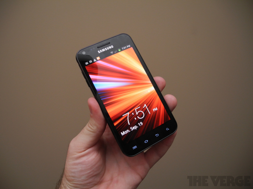 Samsung Galaxy S II Epic 4G Touch