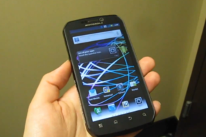 Sprint Motorola Photon 4G hands-on