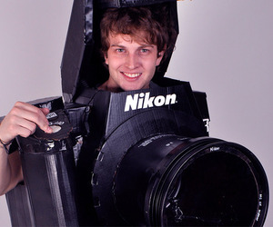 Nikon Camera Costume