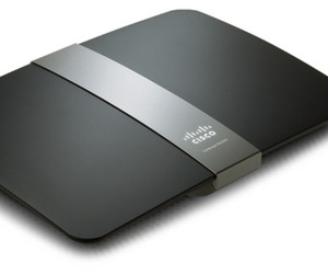 Linksys E4200