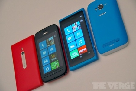Nokia Windows Phones