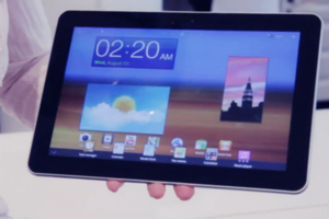 Samsung Galaxy Tab 10.1 TouchWiz UX hands-on preview