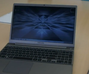 Samsung Series 7 laptop hands-on