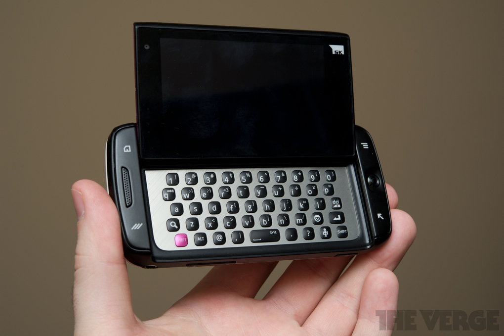 T-Mobile Sidekick 4G