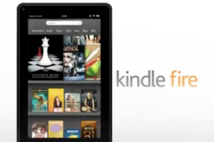 Amazon Kindle Fire Official Demo Video