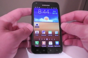 Galaxy S II Epic 4G Touch review