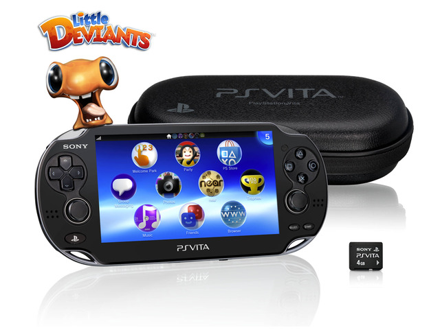 PlayStation Vita First Edition Bundle