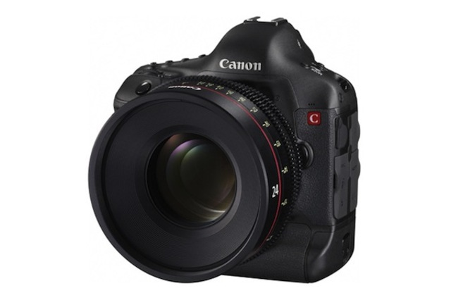 Canon EOS Movies SLR concept