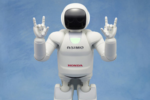 Asimo hang loose