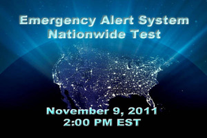 EAS Nationwide Test