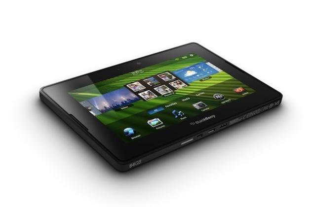 BlackBerry PlayBook Press Image