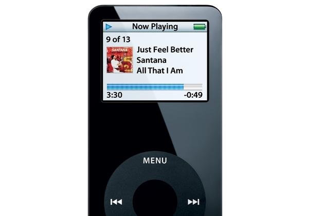 iPod nano 1st generation