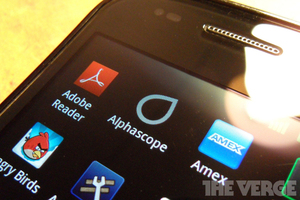 alphascope android