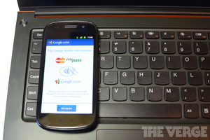 MasterCard PayPass Google Wallet Ultrabook