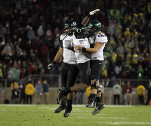 OREGON DUCKS rise to No. 4 in BCS, but is return to title game realistic?