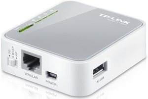 TP-Link TR-MR3020 portable 3g wireless router