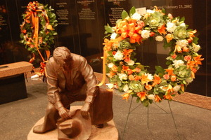This is most unfortunately not OSU's first air tragedy, as ten members of the Cowboy basketball family perished in a plane accident Jan. 27, 2001.