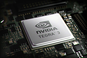NVIDIA Tegra 3 chip