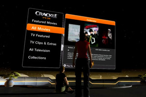 playstation home, crackle