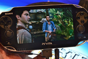 PlayStation Vita E3 2011 hands-on