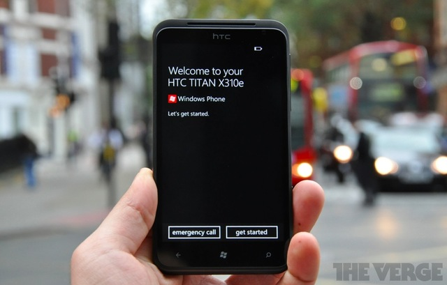 HTC Titan review